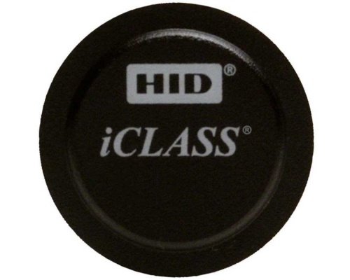 HID iClass Micro Tags with 16K Bits and 16 Application Areas (Pack of 100)