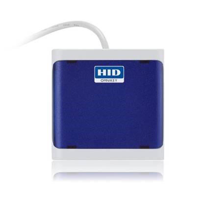 HID R50210218-DB Omnikey CL USB Contactless Smart Card Reader