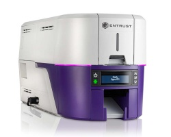 Entrust Sigma DS1 Simplex ID Card Printer (Single-Sided)