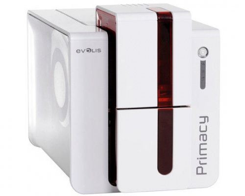 Evolis Primacy Single Sided Plastic ID Card Printer - PM1H0000RS