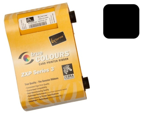 Zebra 800033-801 ZXP Series 3 Black Ribbon (1000 Prints)