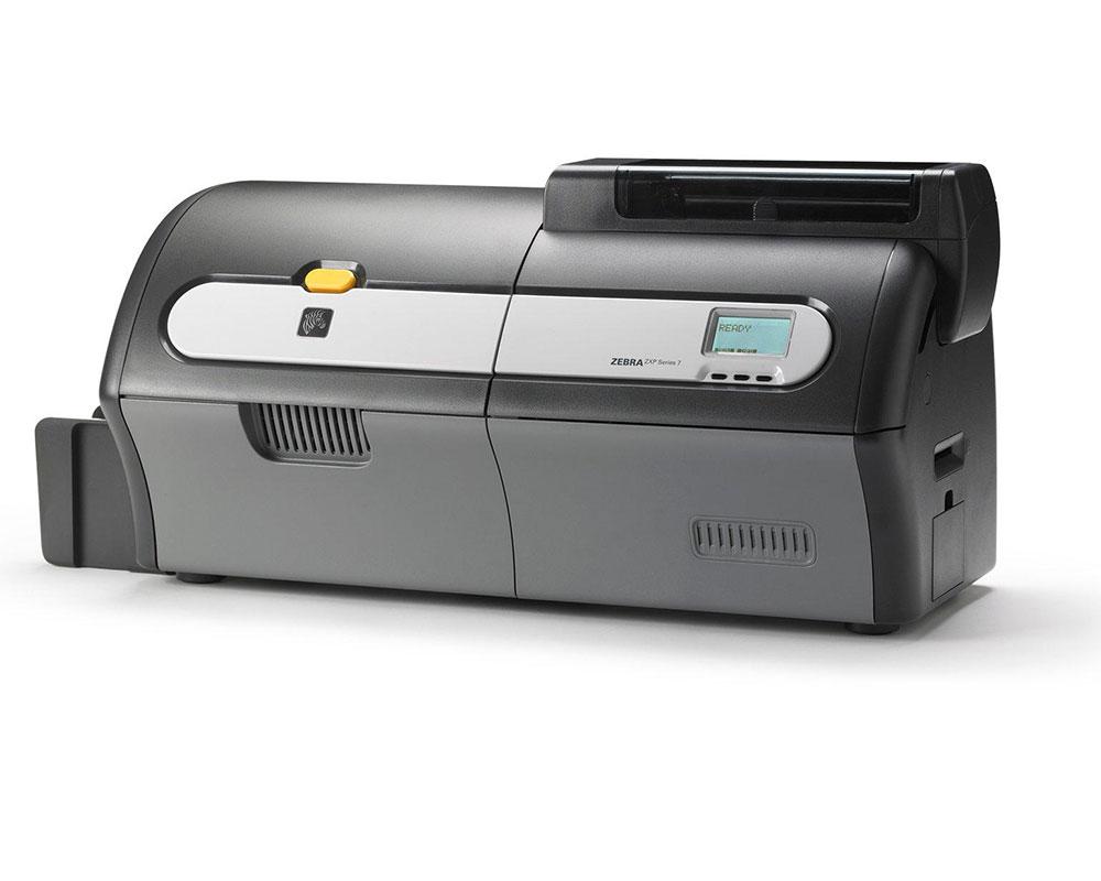 bb2de212ca Zebra ZXP Series 7 ID Card Printer (Dual Sided) - Z72-000C0000EM00 ...