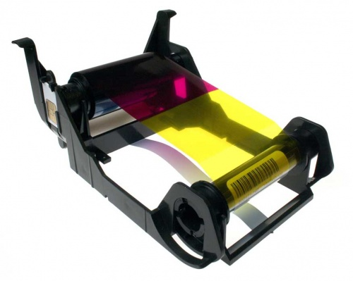 Zebra 800011-140 ZXP Series 1 YMCKO Colour Ribbon (100 Prints)