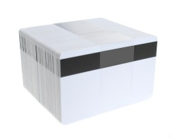 MIFARE Classic EV1 1k Blank Cards with 2750oe Hi-Co Magnetic Stripe (Pack of 100)