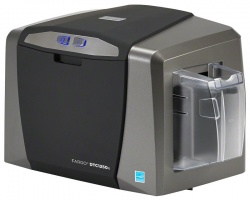 Fargo DTC1250e Plastic ID Card Printer (Single Sided) - 50000
