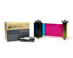 IDP Smart 51 659366 YMCKO Colour Ribbon (250 prints)